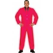 Roze Toppers Kostuum heren