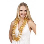 Gouden hawaii krans