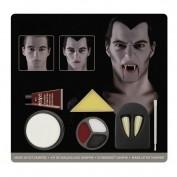 Vampier Schmink set met hoektanden