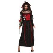 Blazing Bride jurk Zombie