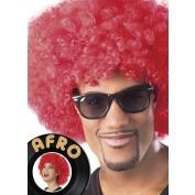 Afropruik rood