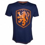KNVB Shirt Holland Blauw