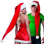 Kerstmuts Lang Luxe