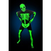 Glow in the Dark Morphsuit skelet