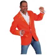 Oranje colbert oranje jas