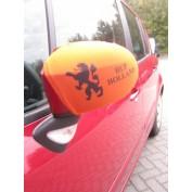 Autospiegelvlag Oranje