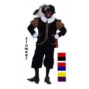 Piet kostuum Fluweel Benidorm