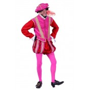 Piet Amsterdam Rood-Roze