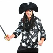 piratenrok en doek skull
