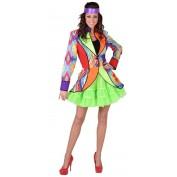 Jasje Rainbow Batik Carnavalsjas