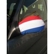 autospiegel vlag rood wit blauw