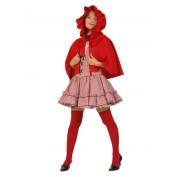 roodkpaje kostuum luxe