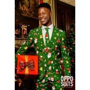 Santa Boss OppoSuit