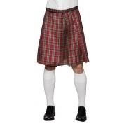 Schotse Kilt Rood