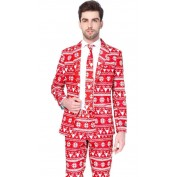 OPPO suit Red Nordic