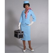 stewardess knierok