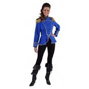 Uniform jas blauw