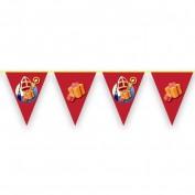 Sinterklaas Vlaggenlijn 6 m