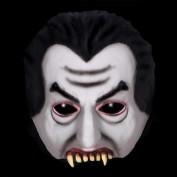 Dracula Halfmasker Halloween