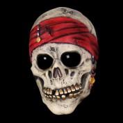 Pirate Skull Masker