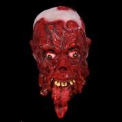 Masker Zombie met tong