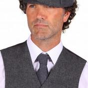 Peaky Blinder stropdas grijs