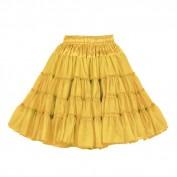 Petticoat Geel Luxe 3 laags