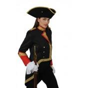 Napoleon jas luxe gevoerd