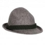 tiroler hoed grijs luxe
