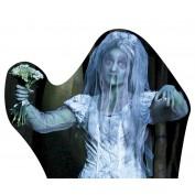 Zombie Bruid Decoratie