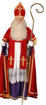 TV kostuum Sinterklaas